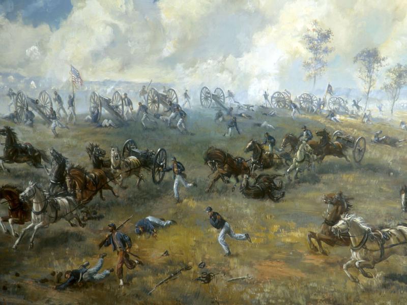 Hình thức bỏ phiếu bầu qua thư xuất hiện trong cuộc Nội chiến Mỹ từ năm 1861-1865. (Pikrepo)