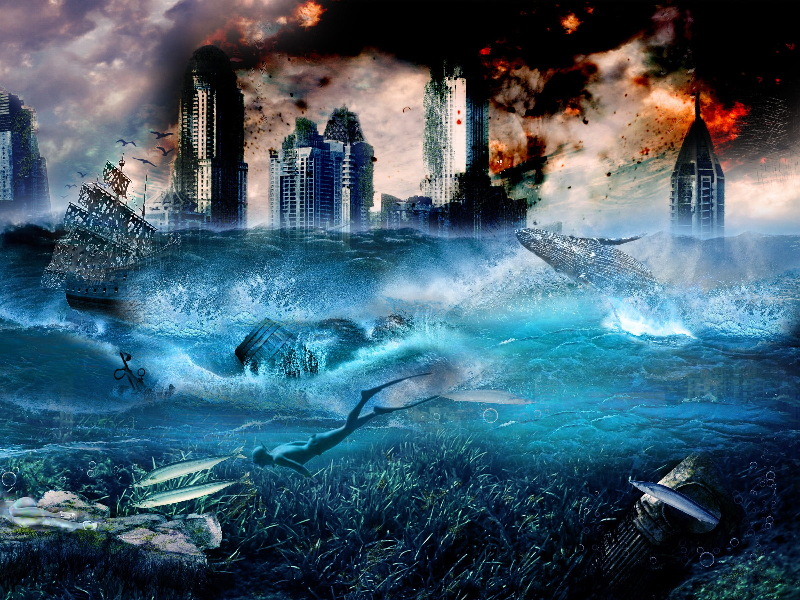 """Bất kỳ thảm họa nào cũng đều xuất hiện dưới dạng """"thời gian cố định, địa điểm cố định, số lượng cố định"""", còn được gọi là """"ba điều cố định"""" trên thiên giới mà con người không thể tránh được."""