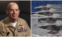 Tướng Mỹ đề xuất tái bố trí quân ở châu Á để răn đe Trung Quốc