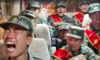 Xuất hiện video về lính Trung Quốc khóc nức nở trên xe đi đến lãnh thổ biên giới Ladakh của Ấn Độ