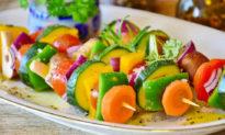 Đồ ăn chay và trái cây vẫn có thể khiến gan bị nhiễm mỡ