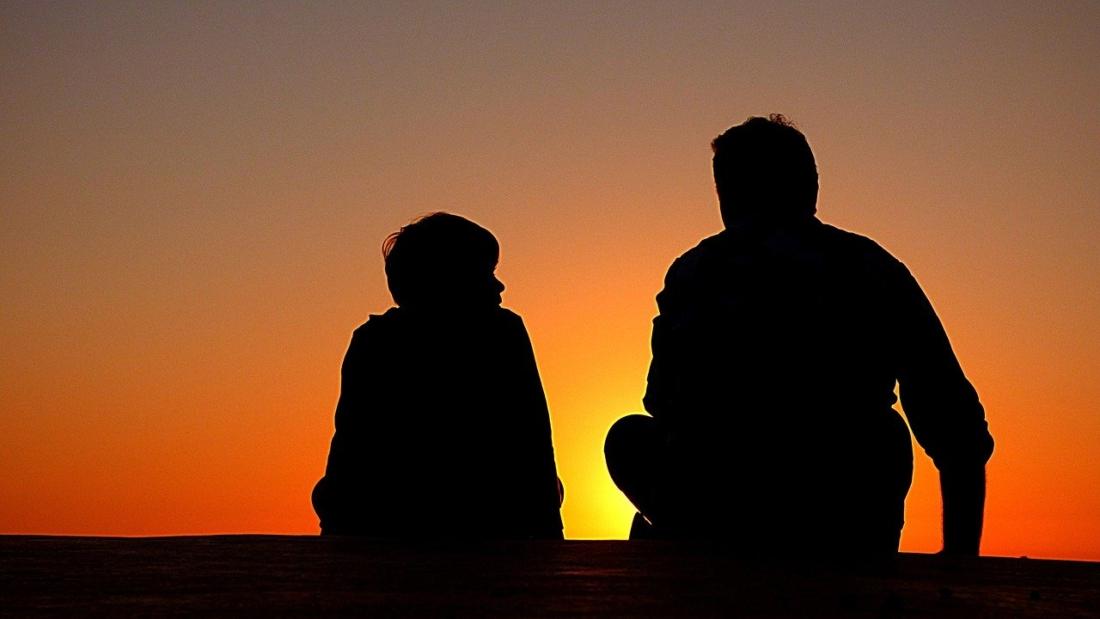 Đừng đợi đến khi cần đến con trẻ mới hối hận vì đã không đồng hành cùng con bạn lớn lên.