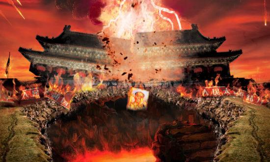 Thôi Bối Đồ dự ngôn vận mệnh ĐCS Trung Quốc và Đài Loan