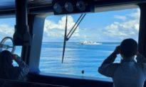 Tàu hải cảnh Trung Quốc bị đuổi khỏi EEZ của Indonesia
