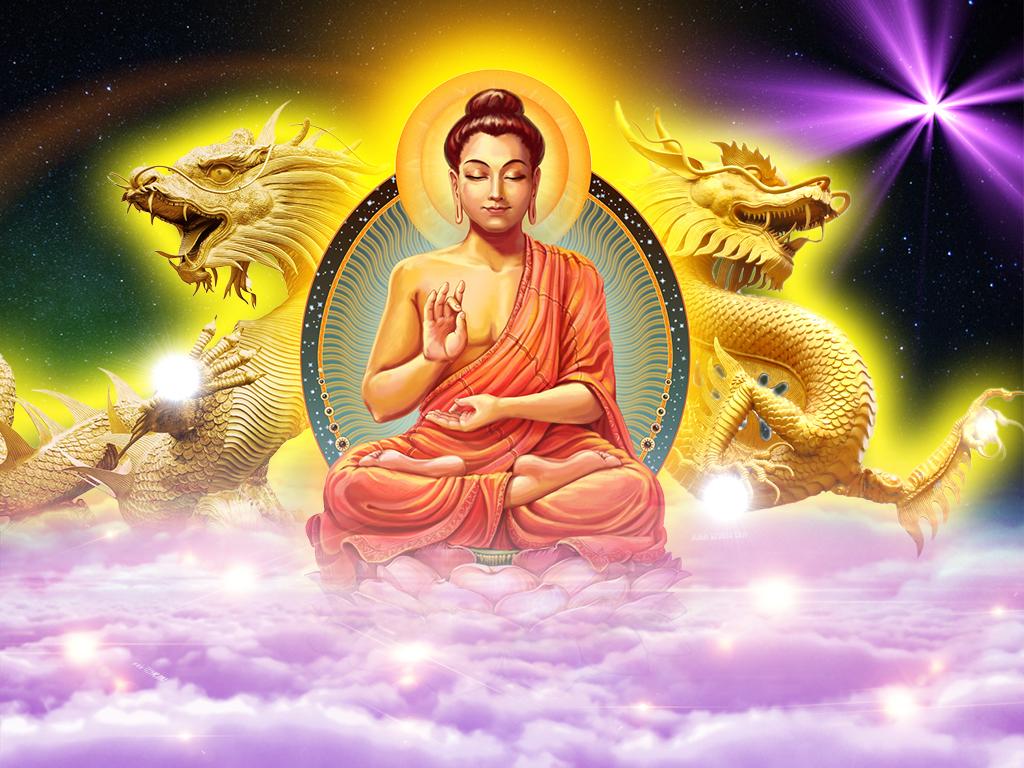 """Tất cả mọi người đang suy nghĩ: """"Năm nào Phật hạ thế độ nhân đây? Phật Pháp cứu người ở nơi nào?""""."""