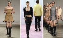 Thời trang hiện đại: từ biến dị cho đến ... kinh dị (!)