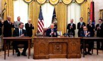 Lần thứ hai trong tuần, TT Trump được đề cử Nobel Hòa bình cho Thỏa thuận Kosovo-Serbia
