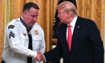 Liên minh các Hiệp hội Cảnh sát Quốc tế ủng hộ TT Trump thêm nhiệm kỳ 2
