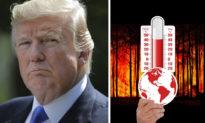 Vì sao Tổng Thống Trump nói 'Tôi không nghĩ rằng khoa học thực sự hiểu' về biến đổi khí hậu?