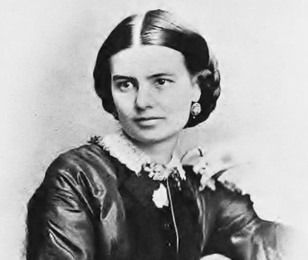 Mãi sau này, người ta mới biết người phụ nữ bí ẩn đó là Ellen Nell Arthur, người vợ đã khuất của Tổng thống Chester A.Arthur.