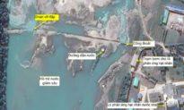 Vỡ đập gần trung tâm hạt nhân của Triều Tiên