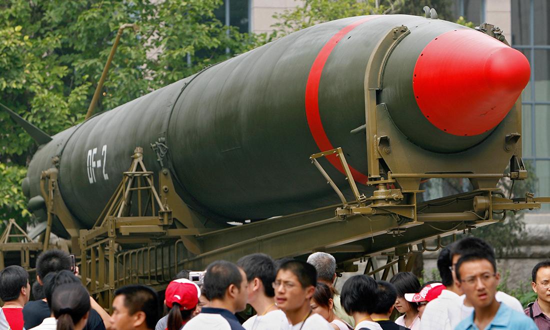 Lầu Năm Góc cho biết Trung Quốc có kế hoạch tăng gấp đôi kho dự trữ đầu đạn hạt nhân trong vòng 10 năm tới, với khả năng những đầu đạn được thiết kế cho tên lửa đạn đạo có thể bay đến Mỹ.