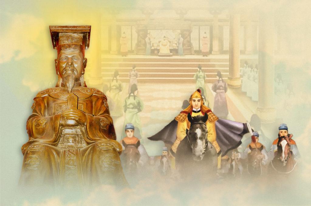 Ý thức bảo vệ quốc gia và binh pháp siêu phàm của Lê Thánh Tông (Phần 2)