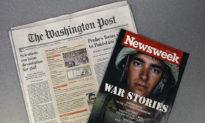 Tờ Washington Post bị kiện bồi thường 250 triệu đô la vì đưa tin giả: Truyền thông cánh tả lo sợ?