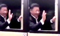 Ông Tập Cận Bình 'nam tuần': 'Diễn viên quần chúng' đợi lệnh nhập vai