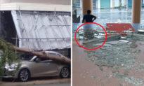Video và hình ảnh cho thấy sức tàn phá dữ dội ở màn dạo đầu của bão số 9