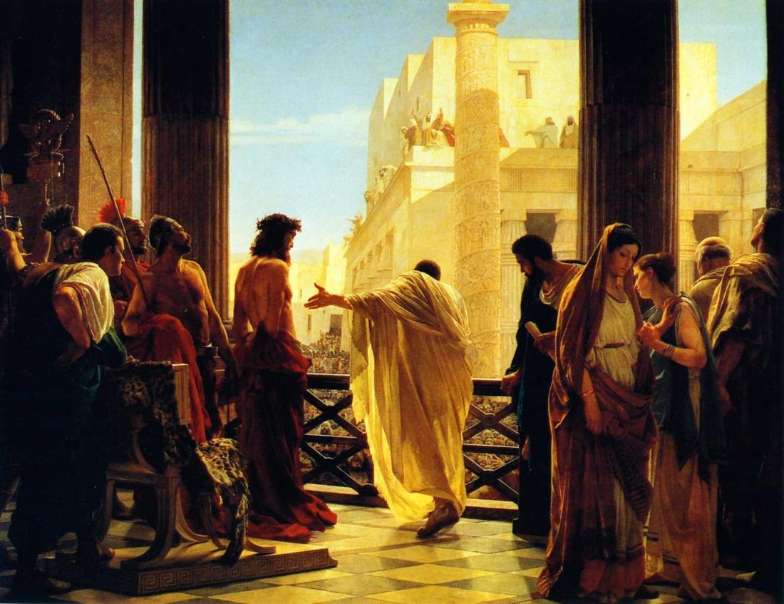 Khổ nạn do đâu tới? Bài học từ người Do Thái và người La Mã 3