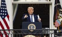 TT Trump đáp ứng đủ tiêu chí của CDC để kết thúc cách ly