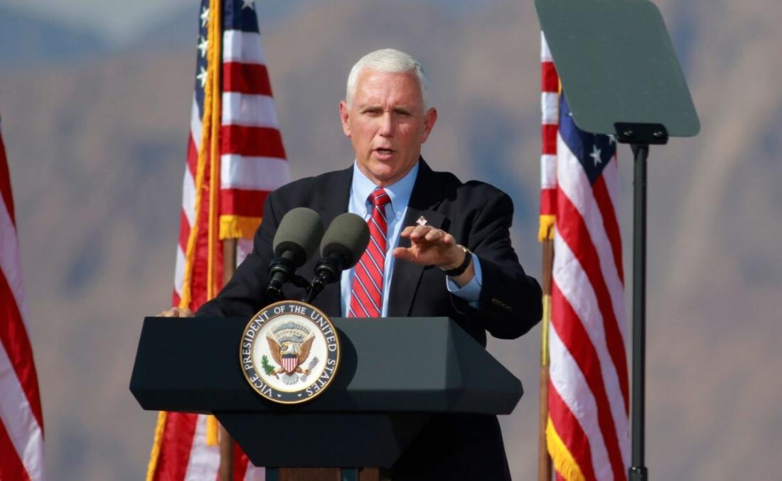 Phó Tổng thống Mike Pence: 'Chúng ta chiến đấu cho đến khi mọi phiếu bầu hợp pháp được tính'