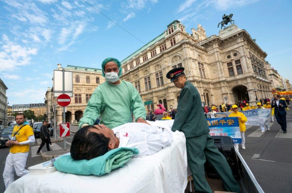 Các hạt tại Mỹ lên tiếng cảnh báo về du lịch ghép tạng ở Trung Quốc