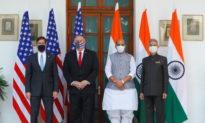 Mỹ và Ấn Độ ký hiệp ước quân sự chống lại mối đe dọa từ Trung Quốc
