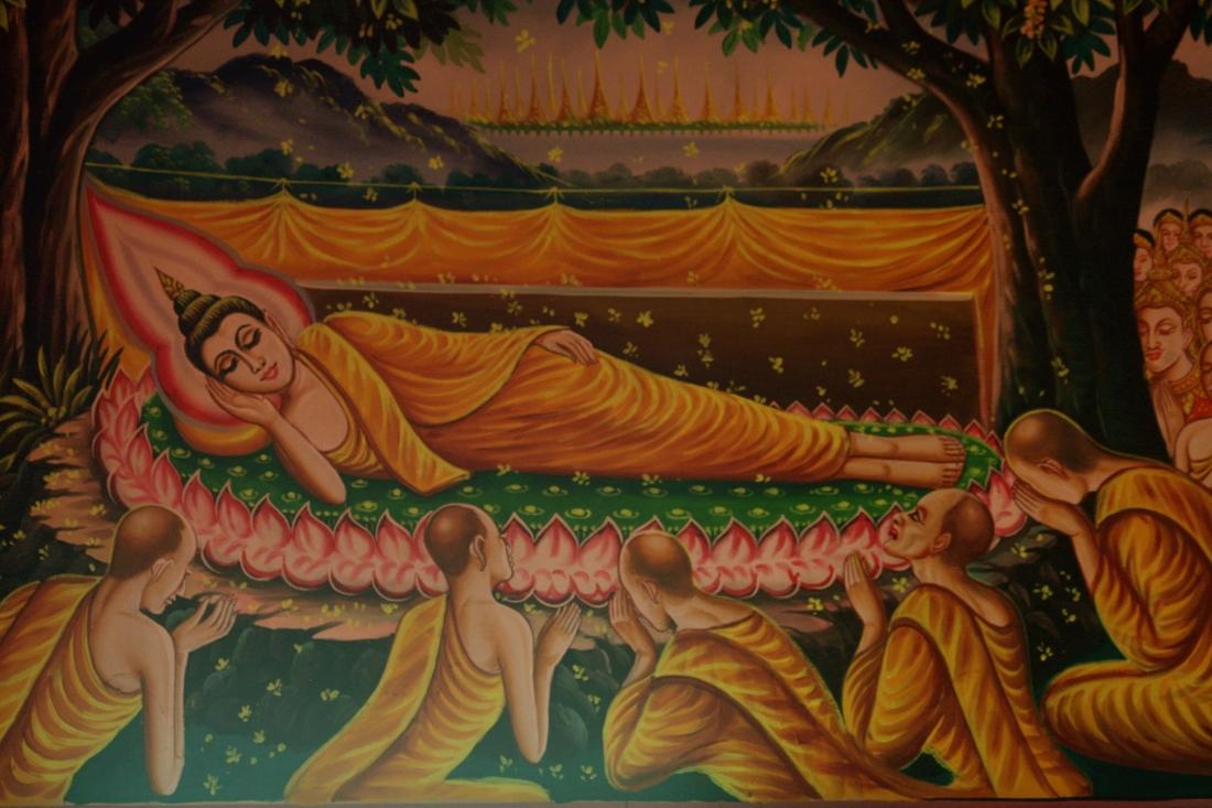 Phật Thích Ca đã nói gì với A Nan và các tín đồ lúc đó?