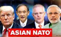Hoa Kỳ và châu Âu lên kế hoạch thành lập 'NATO châu Á' để áp chế Trung Quốc