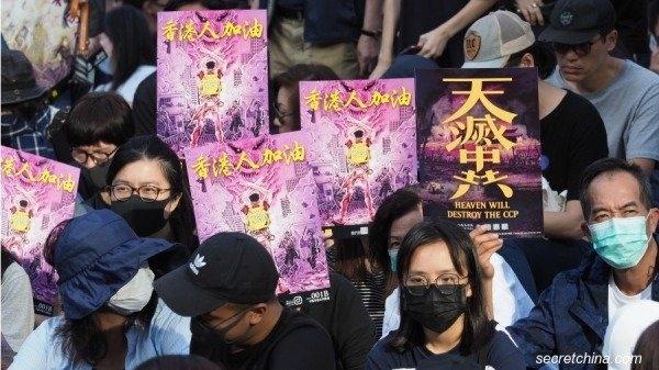 Nhiều người Hong Kong đã thức tỉnh.