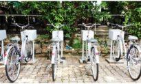 Đề xuất làm 43 trạm xe đạp công cộng với gần 400 xe tại TP. HCM