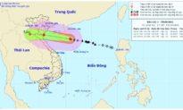 Ngày mai bão số 7 sẽ đổ bộ vào đất liền các tỉnh Bắc Bộ, biển Đông lại có thêm 1 áp thấp nhiệt đới mới hình thành