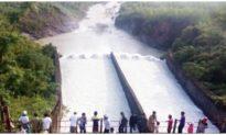Hồ Kẻ Gỗ hiện đã đầy nước, kịch bản nào nếu đập hồ gặp tình huống xấu
