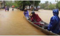 Chính phủ Mỹ viện trợ, khắc phục lũ lụt với Việt Nam