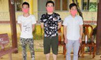 Truy tìm khẩn 3 người Trung Quốc nhập cảnh trái phép bỏ trốn khỏi khu cách ly ở Đồng Tháp