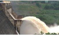 4 thủy điện ở Quảng Nam đồng loạt xả lũ với lưu lượng lớn