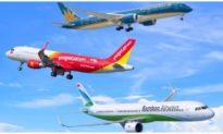 Các hãng hàng không Việt Nam đồng loạt nhận vận chuyển miễn phí hàng cứu trợ tới miền Trung