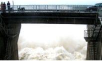 Thủy điện Sông Ba Hạ ở Phú Yên xả lũ tăng dần