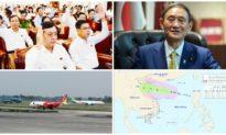 Tin tổng hợp sáng 13/10: Bão số 7 giật cấp 11 cách Hoàng Sa 170 km, thông qua nghị quyết sáp nhập 3 quận ở TP. HCM
