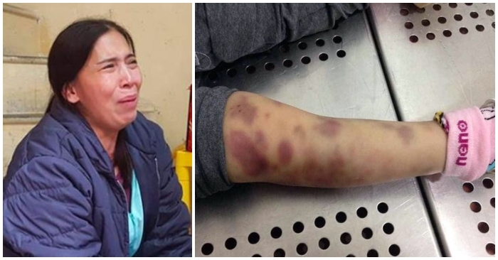 Bà ngoại cháu bé 3 tuổi bị bạo hành đến chết đề nghị xử kịch khung con gái và con rể