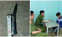 Bắt giữ nghi can sát hại 2 vợ chồng già trước sân nhà ở Thanh Hóa