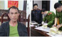 Nổ súng vây bắt nam bác sĩ người Lào vận chuyển 5 kg ma túy vào nội địa Việt Nam