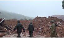 Tìm thấy thi thể thứ 15 và 16 trong vụ sạt lở núi vùi lấp 22 cán bộ ở Quảng Trị