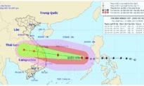 Ngay sau bão số 9 mạnh nhất từ đầu năm, khả năng xuất hiện cơn bão số 10 trên Biển Đông