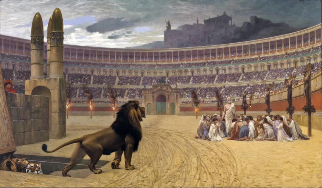 Khổ nạn do đâu tới? Bài học từ người Do Thái và người La Mã