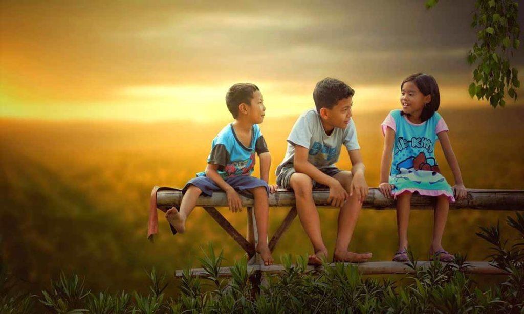Nhận thấy trẻ có 5 biểu hiện này, chúc mừng con bạn có chỉ số EQ cao!