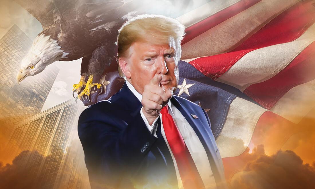Mỹ là pháo đài cuối cùng của tự do trên thế giới, nước Mỹ là mối đe dọa duy nhất còn lại đối với ĐCSTQ. Nếu chúng ta sụp đổ, thế giới sẽ sụp đổ; nhưng chúng ta sẽ không gục ngã, đã đến lúc đứng vững - theo đúng tinh thần của những người cha sáng lập của chúng ta… (Tổng hợp)