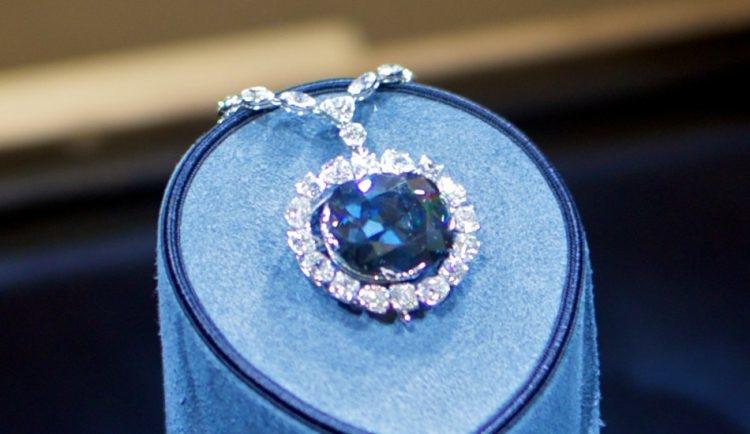 Viên kim cương Hy vọng nổi tiếng với lời nguyền chết chóc: có nguồn gốc từ lõi Trái đất