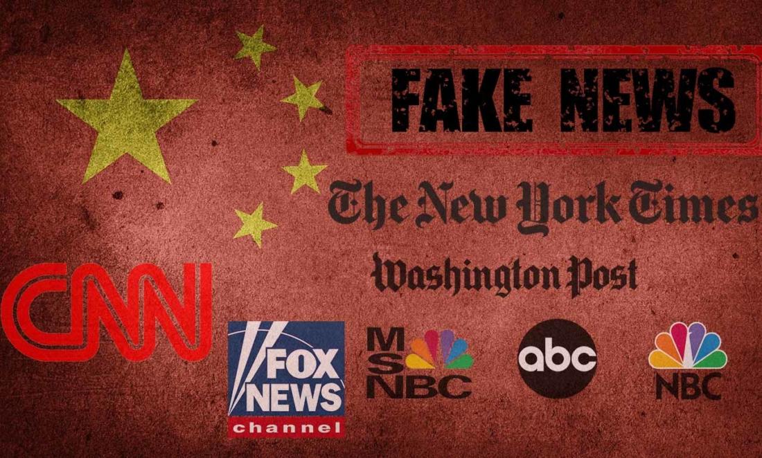 Truyền thông dòng chính Mỹ: Thà đưa tin giả và chống phá TT Trump, còn hơn làm mất lòng Đảng Cộng sản Trung Quốc. Vì sao?
