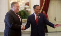 Căng thẳng Biển Đông: Ngoại trưởng Mỹ khen ngợi Indonesia, bác bỏ yêu sách của Trung Quốc
