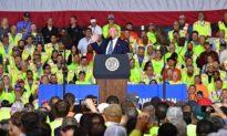 Báo cáo việc làm tháng 9 khẳng định 'bản lĩnh nước Mỹ'
