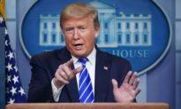 Tổng thống Trump: ĐCS Trung Quốc là địch thủ lớn nhất của Hoa Kỳ